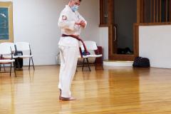 Black belt testing June 6, 2020