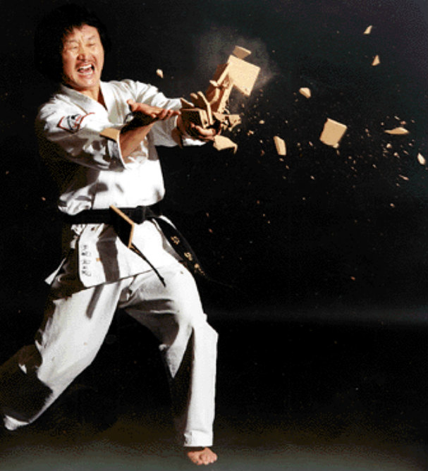 History - Chung Kims Black Belt Academy